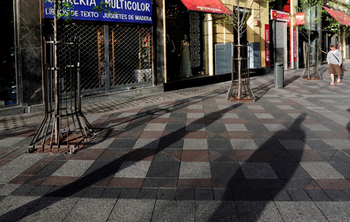 calle-arenal-madrid-pavimento-granilouro