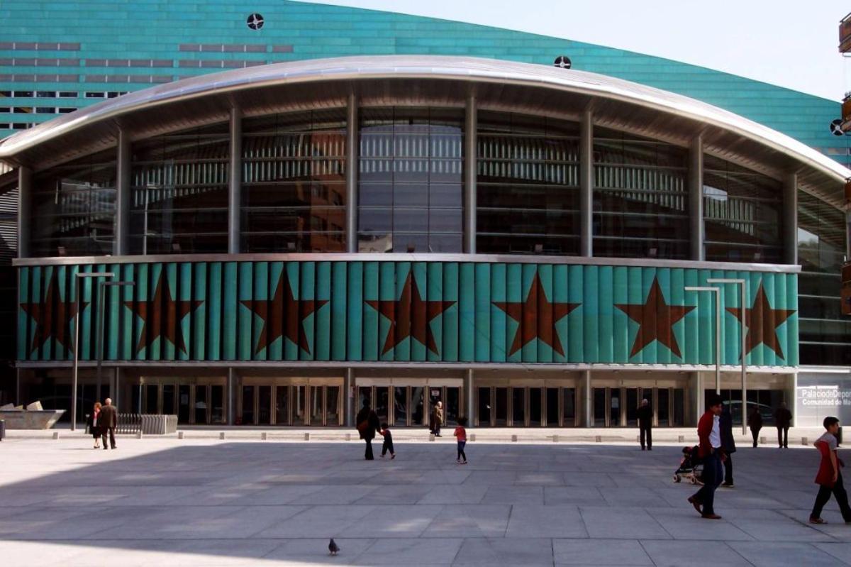 Palacio de los deportes madrid granilouro for Puerta 7 palacio delos deportes